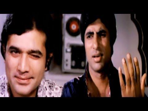 Diye Jalte Hain   Amitabh Bachchan, Rajesh Khanna   Kishore Kumar   Namak Haraam   Classic Song