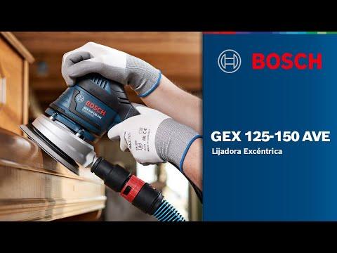 Lijadora Excéntrica GEX 125-150 AVE