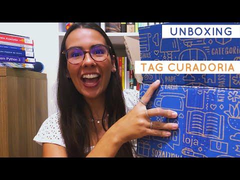 UNBOXING: TAG CURADORIA | Ana Carolina Wagner