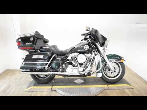 1996 Harley-Davidson FLHTCUI Ultra Classic in Wauconda, Illinois - Video 1