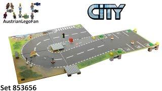Lego City 853656 Lego City Playmat - Lego Speed Build Review