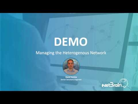 NetBrain + Cisco ACI: Achieving Agile Network Operations - YouTube