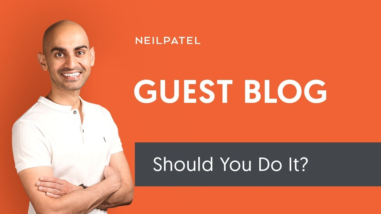 Should You Guest Blog?