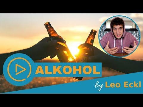 Der Alkoholismus und der Gegengift