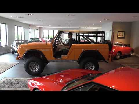 Video of Classic 1967 Bronco Offered by Daniel Schmitt & Co. - QIAT