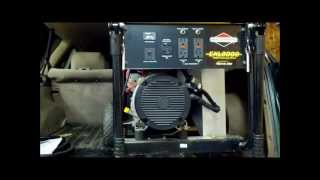 Diagnosing A Generator That Has No Power Output.