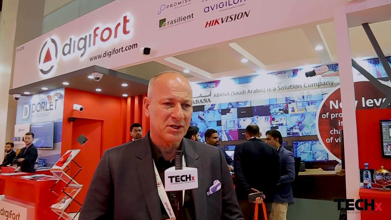 Digifort @ Intersec 2020