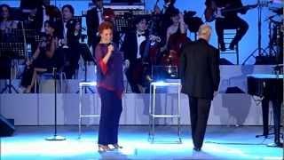 Gino Paoli & Ornella Vanoni - Senza Fine ( lyrics_IT_BR @ Live) - HQ