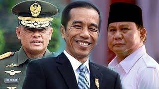 Jokowi Menang Telak Lawan Prabowo dan Gatot Jika Pemilu Digelar Hari Ini, Begini Hasil Survei Kompas