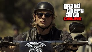 How to make Jax Teller (Sons Of Anarchy) - GTA Online