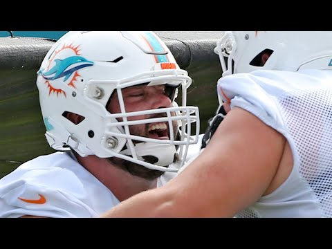 Miami Dolphins center: 'Secure the number one pick... I don't give a damn'