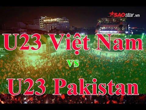 tin tuc 24h vs tin tuc 24h vs u23 pakistan full highlights bình luận tiếng việt asiad 2018