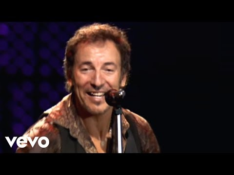 Bruce Springsteen - Waitin' On A Sunny Day video