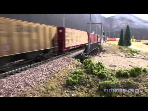 Bill Heiden's Milwaukee Road Railroad | Grand Rails 2012