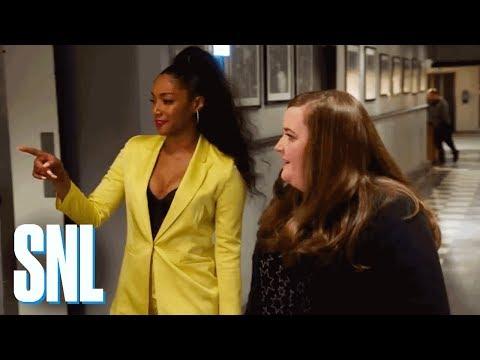 SNL Host Tiffany Haddish Was Warned