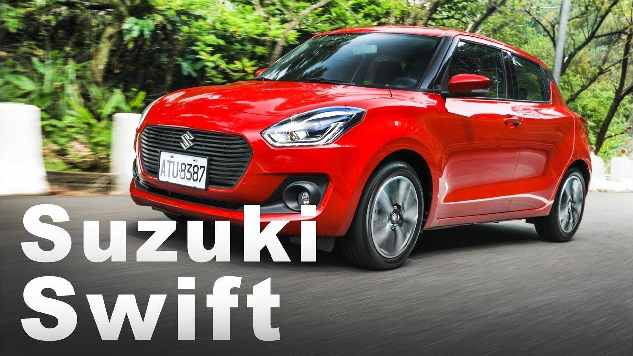 渦輪雨燕 樂趣機能再進化 Suzuki Swift 1.0L Boosterjet Screenshot Download