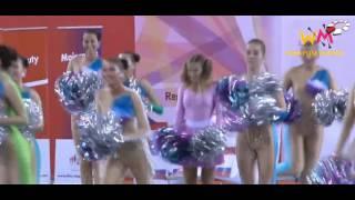 I. Vice World Champion Majorettes Sport 2015 POM-POM Seniors Stage