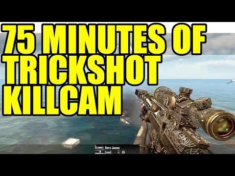 Trick Shot Black Ops Logo