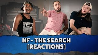 NF   The Search [Reactions]