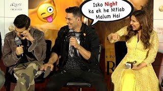 Akshay Kumar Making FUN Of Karan Johar At Kesari Trailer Launch 😂😜