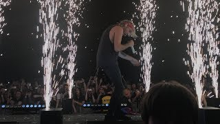 all time low afterglow live - manchester arena 16/03/18