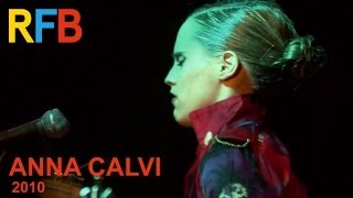 Anna Calvi | 'I'll Be Your Man' | Live at Hoxton Sq. Bar & Kitchen 2010