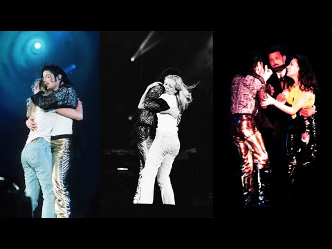 Michael Jackson You Are Not Alone Live 1995-1997 (Fans on stage Compilation)