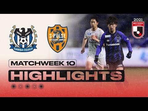 Gamba Osaka vs Shimizu S-Pulse</a> 2021-04-18