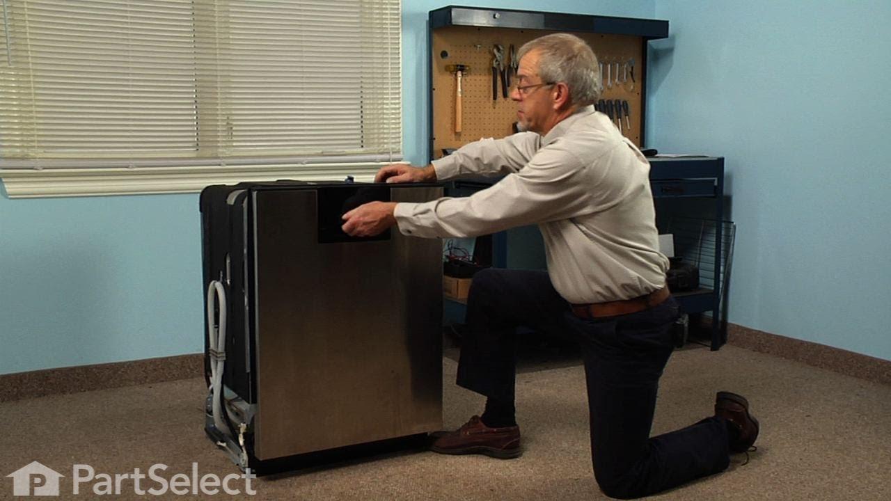 Replacing your Whirlpool Dishwasher Rinse-Aid Dispenser Cap