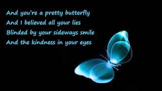 Christina Perri- Butterfly (lyrics)