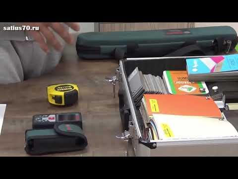 Подготовка к выезду на замер к клиенту | Производство корпусной мебели