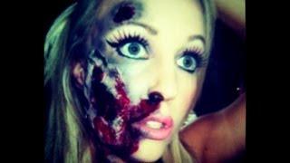 Dead Barbie Halloween Tutorial