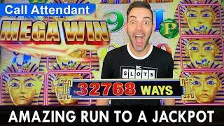 💰 Amazing Jackpot Run On City Of Gold Egypt 💰