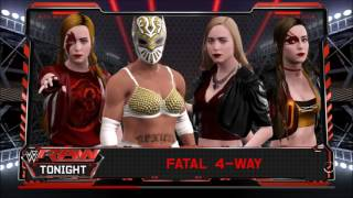 AXW Womens Showcase Eps 8