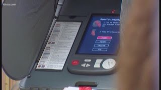 Harris County to add voting machines, expand community outreach after long Super Tuesday lines