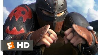 How to Train Your Dragon 2 (2014) - The Wingsuit Scene (1/10) | Movieclips