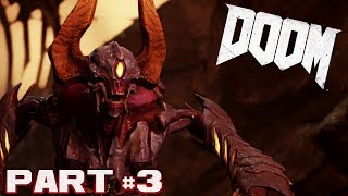 doom eternal gameplay walkthrough part 1 no commentary - TH-Clip