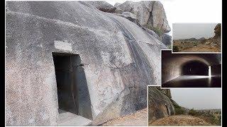 Индия: Пещера Нагарджуны №3