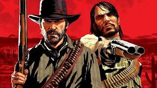 Red Dead Redemption vs. Red Dead Redemption 2 - Graphics Comparison (SPOILERS)