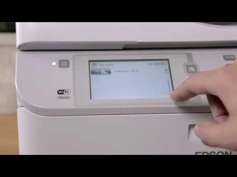 EPSON WorkForce WF-5690DWF színes multifunkciós nyomtató - 25000 Ft - (meghosszabbítva: 2864141771) - Vatera.hu Kép