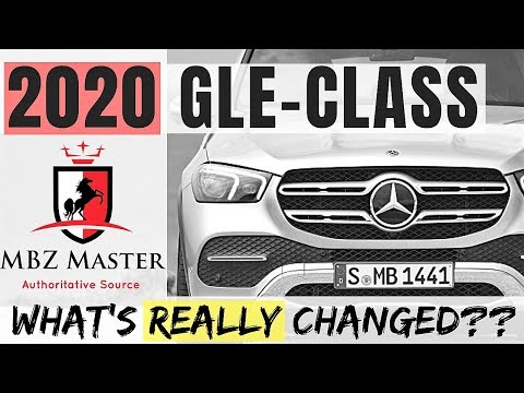 🔴2020 Mercedes GLE-Class - What's Really Changed? Full Review