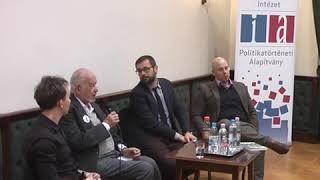 Kerekasztal-beszélgetés a Tanácsköztársaságról, Politikatörténeti Intézet, 2019. március 25.