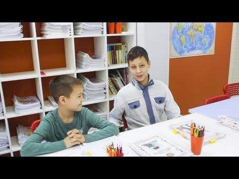 Повысились оценки в школе у Николая и Валентина