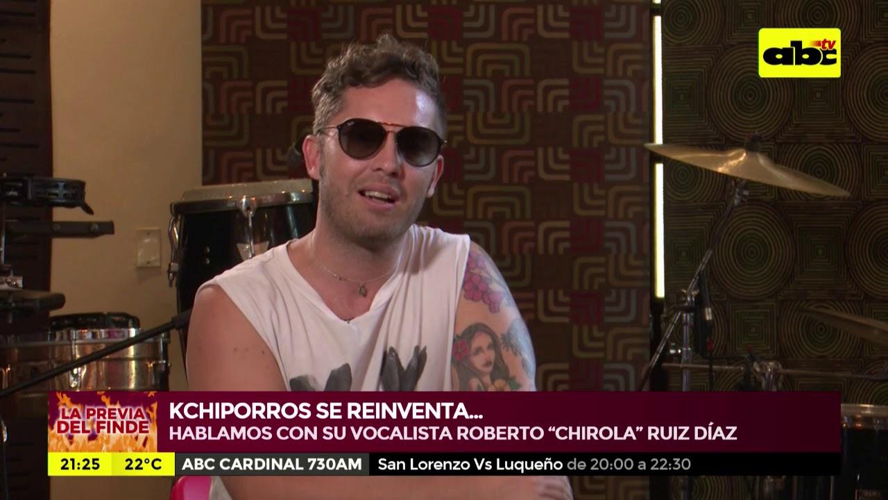 """Kchiporros se reinventa con """"El equilibrio"""""""