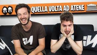 QUELLA VOLTA CHE SIAMO STATI AD ATENE...