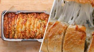 5 Cheesy Pull-Apart Bread Recipes •Tasty