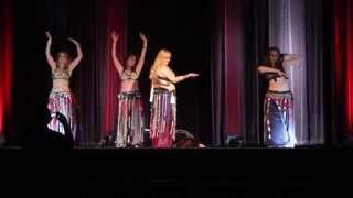 zombie tribal fusion bellydance Video