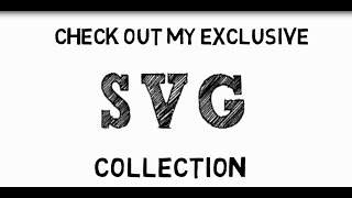 Sample SVG Collection for VideoScribe