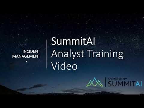 Incident Management Analyst Training Part - 1 - YouTube