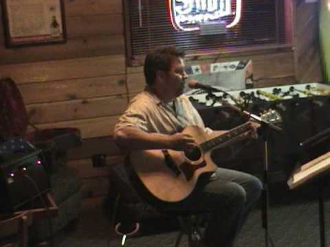 "Rickey Ray performs ""Ease My Mind"" Live at Malone's"